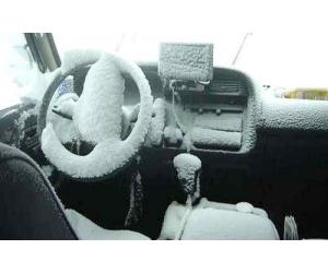 Заводим двигатель в условиях низких температур
