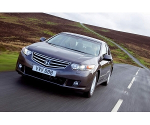 Характеристика автомобиля Honda Accord