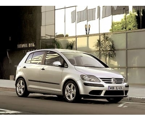 Характеристики Volkswagen Golf Plus 1,6