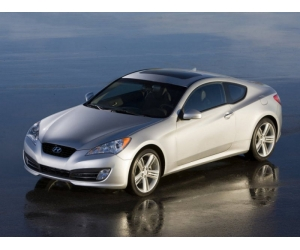 ������� �������������� ���������� Genesis Coupe
