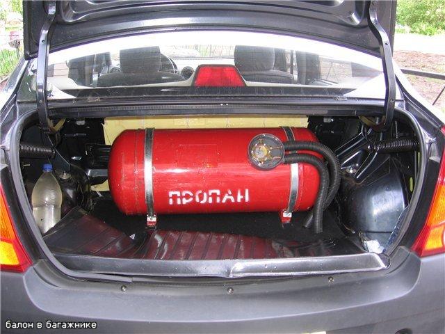 Газовое оборудование для