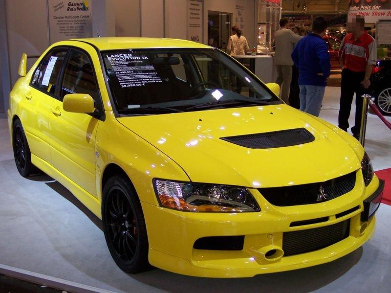 Mitsubishi Lancer: ������, ����, ����������� �������������� ...