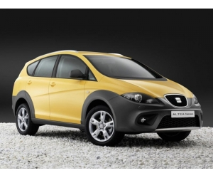 Тест драйв Seat Altea Freetrack