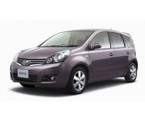 Nissan Note, ����������� ��������������