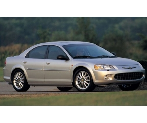 Тест драйв Chrysler Sebring