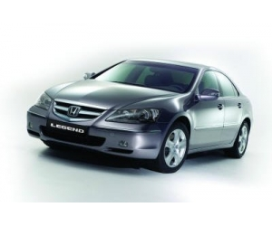 Тест драйв Honda Legend