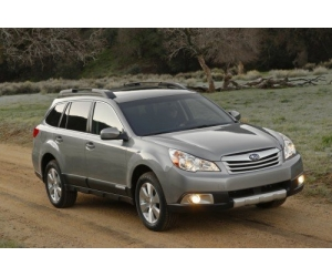Тест драйв Subaru Outback New
