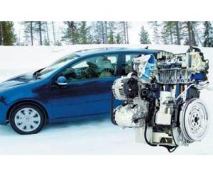 Как завести инжекторный двигатель зимой?