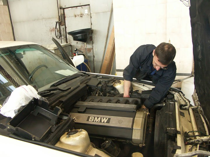 Ремонт двигателей автомобилей своими руками