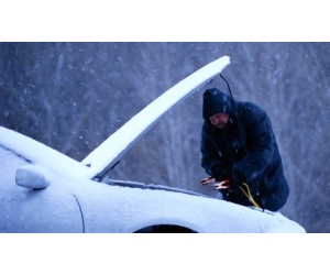 Неисправности автомобилей при низких температурах