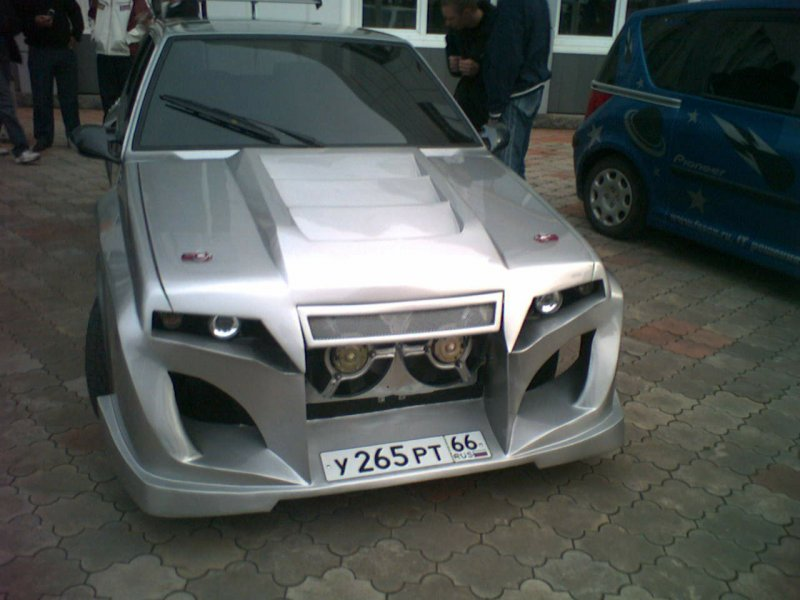 Супер авто тюнинг фото
