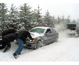 10 способов завести автомобиль на морозе