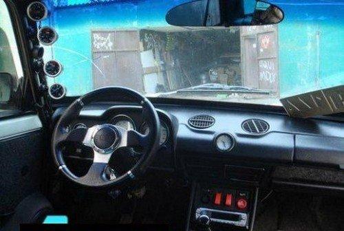 Тюнинг приборной панели авто