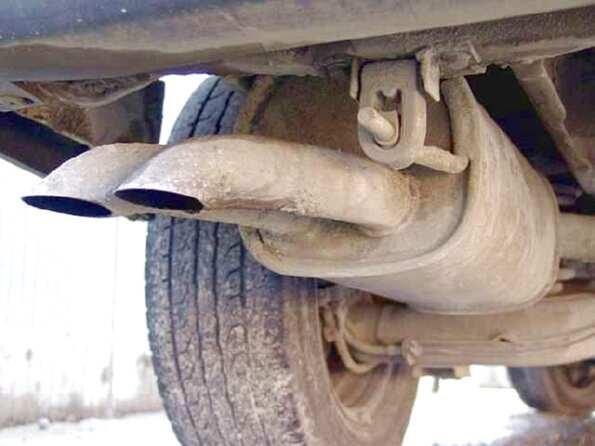 автомобильных глушителей
