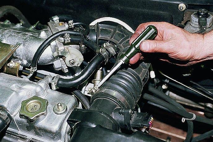 Двигатель ваз 2109 и приора