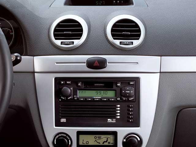 Замена штатной аудиосистемы в