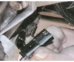 Датчики систем управления двигателем