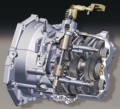 Узлы и агрегаты автомобиля