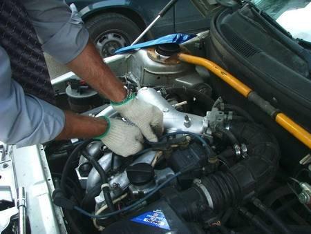 Дизельный двигатель плохо