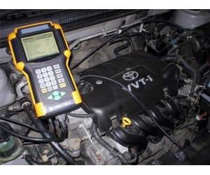 Диагностика: датчики управления двигателем автомобиля
