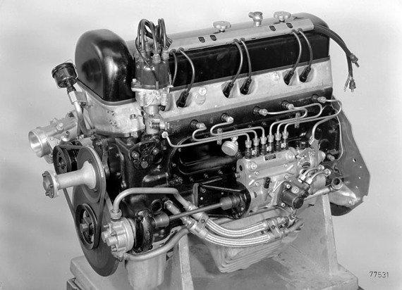 значок неисправности двигателя: