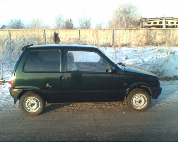 Автомобиль «Ока», ВАЗ-1111,