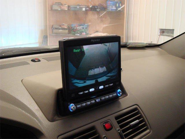 Монитор для машины своими руками 457
