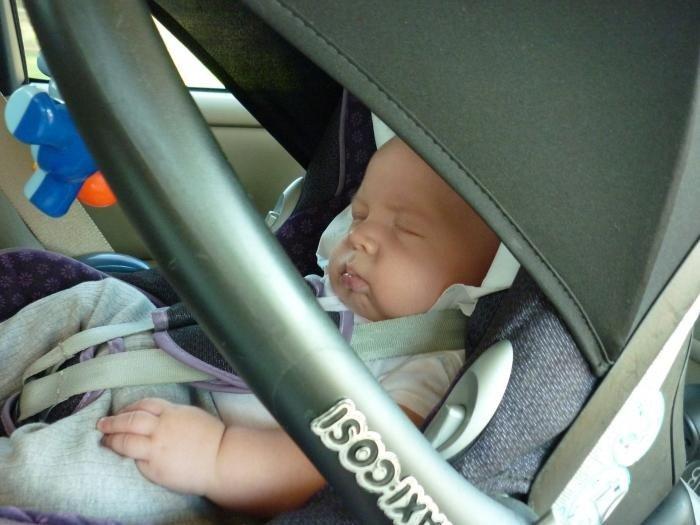 малышку в лимузине фото
