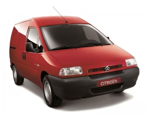 ����������� �� ������������ ���������� Citroen Jumpy