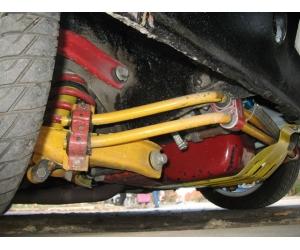 Тюнинг подвески ВАЗ 2107