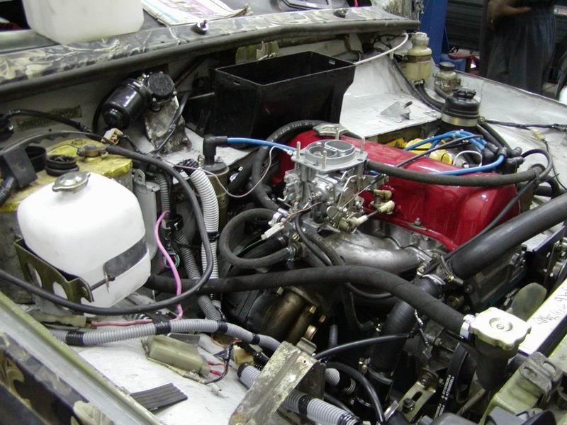 Тюнинг двигателя для ВАЗ 2121