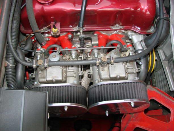 Тюнинг двигателя ВАЗ 21213