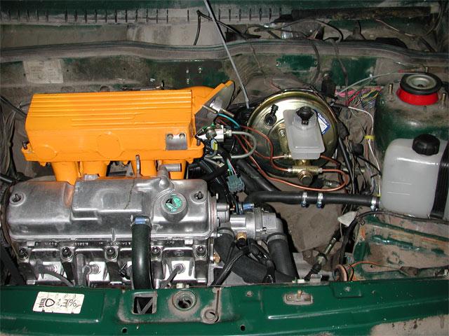 Тюнинг двигателя ваз-2108 своими руками