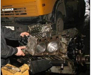 Инструкция по регулировке клапанов авто машины КАМАЗ