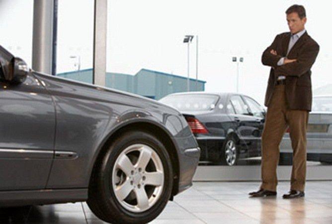 Покупка новых автомобилей в