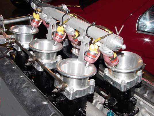 Инжекторный двигатель: принцип