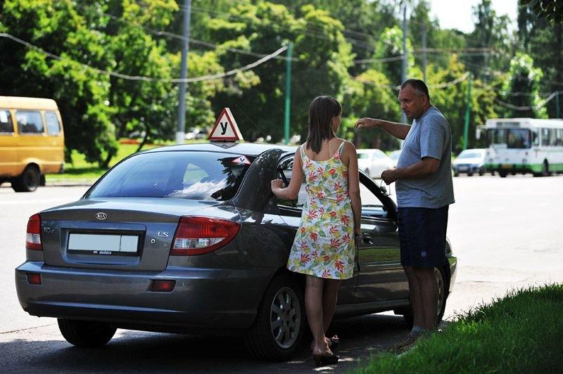 Смотреть онлайн бесплатно инструктор по вождению автомобиля эротика 28 фотография