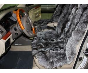 Меховой салон в вашем автомобиле