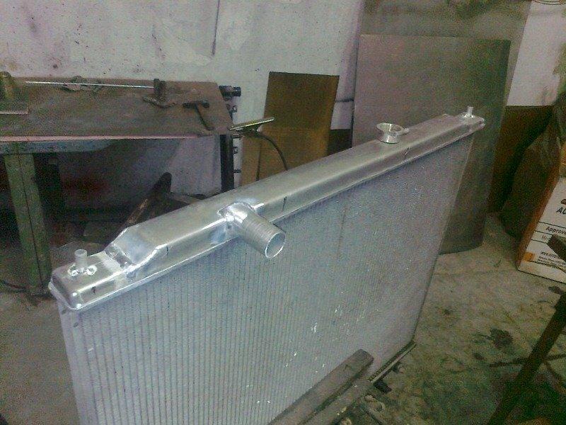 Ремонт алюминиевых радиаторов своими руками фото