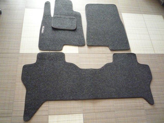 Как сделать автомобильные коврики своими руками 44