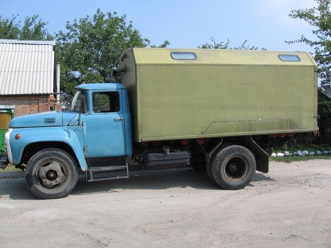 ЗиЛ-4334. Замена Зил-131.
