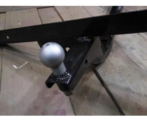 Изготовление и установка фаркопа своими руками