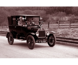 ������� ���������� Ford Model T