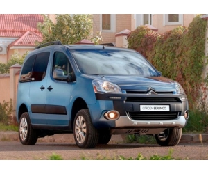 Обзор Citroen Berlingo Trek