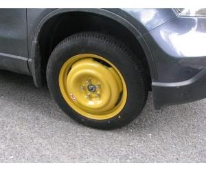 Запасные колеса: из чего сделаны, как эксплуатировать