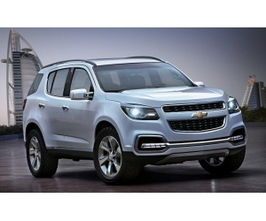 Обзор Chevrolet Trailblazer II