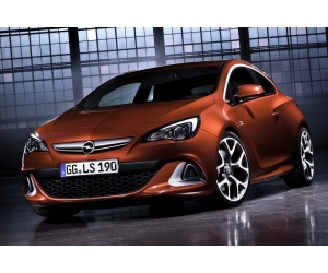 ����� Opel Astra OPC 2013 ����