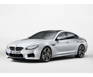 Обзор BMW M6 Gran Coupe