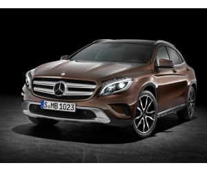 ����� ���������� Mercedes-Benz GLA 2014 ����