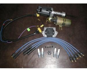 Установка бесконтактного электронного зажигания на ВАЗ 2101-2107